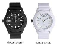 ADIDASアディダスオリジナルズADH-1969腕時計クオーツ10気圧防水ADH3101ADH3102シリコンスポーツShellToeユニセックスADIDAS11