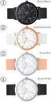 【送料無料】ChristianPaulクリスチャンポール腕時計ウォッチユニセックスクオーツ5気圧防水マーブルイタリアンレザーcp-43mr