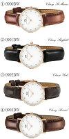 【DanielWellington】ダニエルウェリントン腕時計レディース26mm本革レザースワロフスキーローズゴールドClassyクラッシー人気ブランドウォッチ0900DW0901DW0903DW