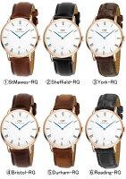 【最新モデル】【DanielWellington】ダニエルウェリントン腕時計レディース34mm本革レザーDapperダッパーブランド人気ウォッチ