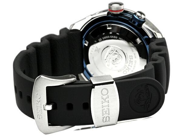 【】SEIKO セイコー PROSPEX SEA プロスペック シー PADIコラボ 限定モデル GMT ダイバーズ 腕時計 ウォッチ メンズ キネティック 自動巻発電 20気圧防水 SUN065P1