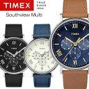 【送料無料】TIMEX Southview Multi タイメックス ...
