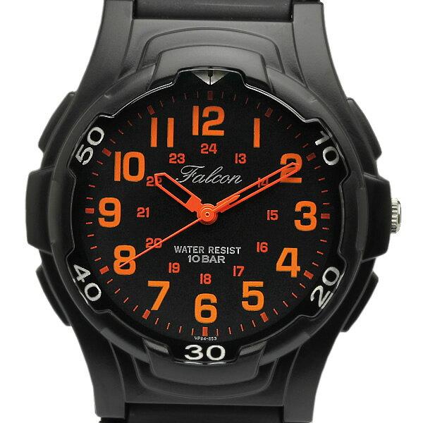 CITIZEN シチズン Q&Q カラフルウォッチ 腕時計 10気圧防水 ラバー メンズ レディース キッズ 子供 ユニセックス ミリタリー falcon ファルコン VP84 QQ025