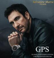 【SalvatoreMarra】サルバトーレマーラGPS衛星電波時計電波腕時計メンズ