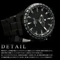 【SalvatoreMarra】サルバトーレマーラGPS衛星電波時計電波腕時計メンズ限定モデルSM17118ブランドランキングウォッチ電波時計
