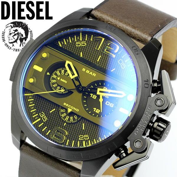 DIESEL ディーゼル 腕時計 メンズ 男性用 クオーツ クロノグラフ 日常生活防水 dz4364