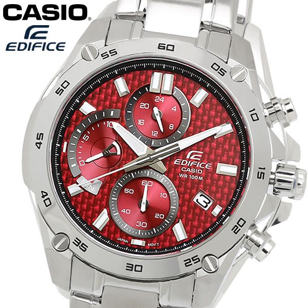 e6d15a1b20 CASIO カシオ EDIFICE エディフィス クオーツ メンズ 腕時計 クロノグラフ 10気圧防水 efr-557d-4av