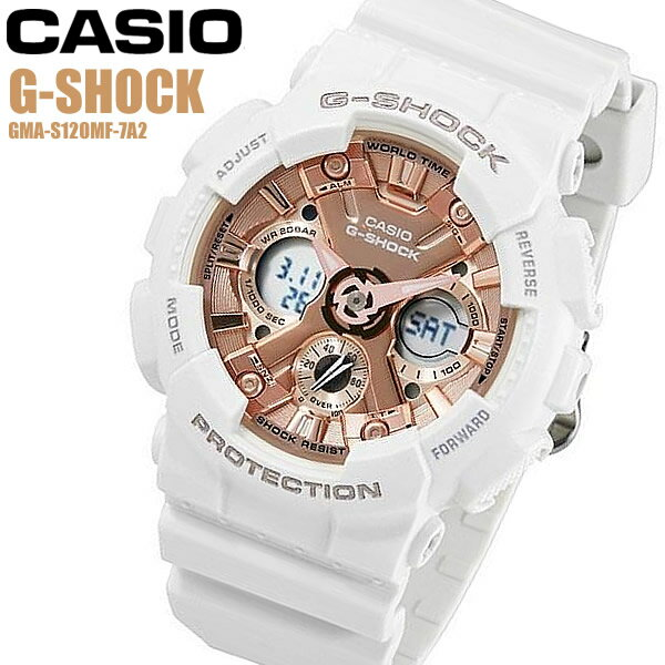腕時計, メンズ腕時計 G-SHOCK S series CASIO G GMA-S120MF-7A2