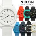 正規品 NIXON ニクソン タイムテラー 腕時計 メンズ ...