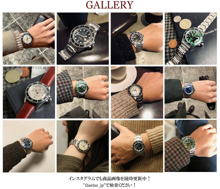 【アフターセール】TheSTACザ・スタック日本製38mmスイープセコンド国産腕時計ダイバーズウォッチ20気圧防水クラシックメンズレディースアウトドアスタックthestacギフト