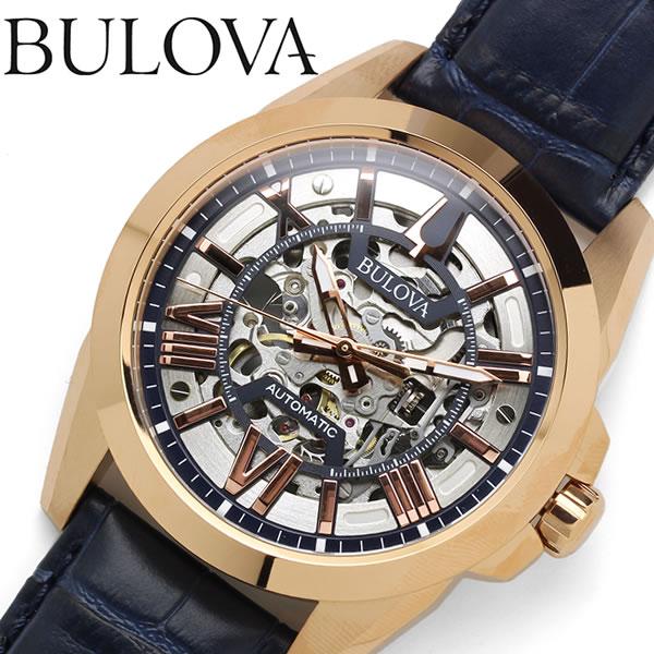 腕時計, メンズ腕時計 BULOVA 10 97A161