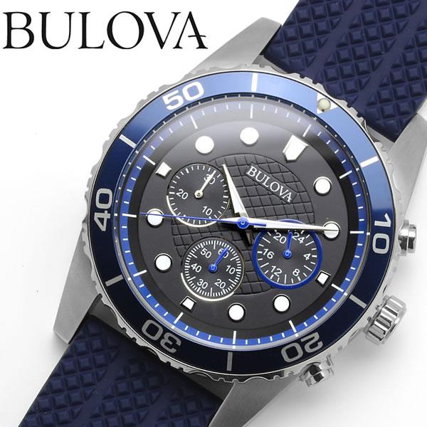腕時計, メンズ腕時計 BULOVA 10 98A190