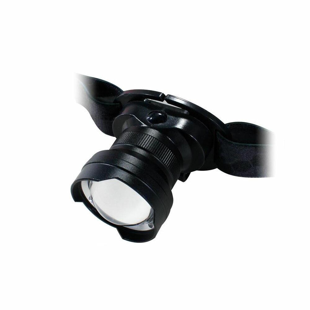 Beruf  BHL-L05DB LED フォーカスコントロールヘッドライト 280LM 電池式