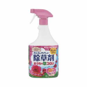 アース製薬『アースガーデン おうちの草コロリ スプレー ふんわりローズの香り』