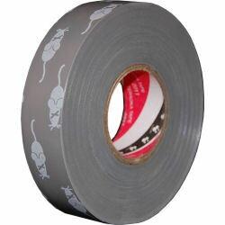 ネズミ対策 防鼠ビニルテープ(19mm×20m/巻) ネズミから配線を守る!配線にまくだけの簡単作業
