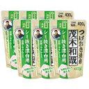 レック 洗剤 茂木和哉 シミ抜き漂白用 つけおき洗剤 粉末 400g×6本 [Th][290787]