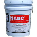 スパルタン NABC[ナバック] 19L 除菌・消臭クリーナー [EPA登録製品] 【送料無料】 【北海道・沖縄・離島配送不可】 1