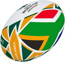 ギルバート GILBERT 2019年ラグビーワールドカップ 南アフリカ フラッグボール 5号球 RWC2019 日本開催 ...
