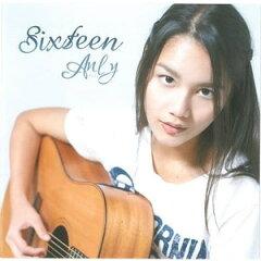 伊江島出身シンガーソングライター。マキシシングル。Anly(アンリィ)「sixteen」