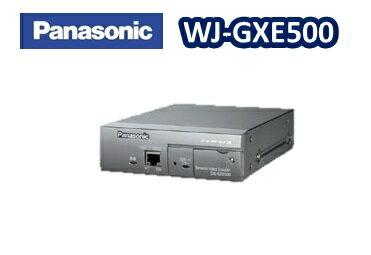 WJ-GXE500 パナソニック ネットワークビデオエンコーダー /【新品】