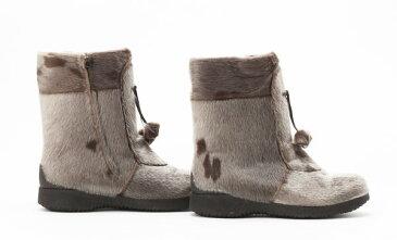 寒さに強い防寒靴 カナダ製 アザラシブーツ『Alaska』 サイズ9=26.0cm程度