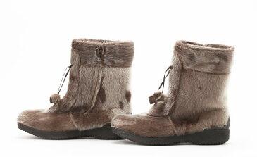 寒さに強い防寒靴 カナダ製 アザラシブーツ『Alaska』 大きいサイズ11=28.0cm程度