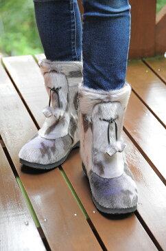 寒さに強い防寒靴 カナダ製 アザラシブーツ『Alaska』 サイズ6/23.0cm〜11.5/28.5cm