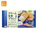 アサヒグループ食品 バランスアップ クリーム玄米ブラン クリームチーズ 48個入