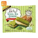 アサヒグループ食品 クリーム玄米ブラン 抹茶のブラウニー 48個入