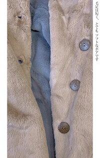 【グリムボアショートコート】遊びごころで羽織る
