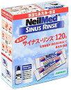サイナスリンスリフィル 120包 SRR-120 鼻うがい 予防 洗浄 風邪 花粉症 サイナスリンス Sinus Rinse 薬が飲めない妊婦さんにも♪ レフィル