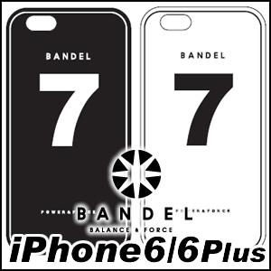 バンデル iPhone6/6Plusケース【送料無料】【正規販売店】iPhone6プラス ケース BANDEL スマホケースiPhone iphonecase ケースiPhone6 カバーアイフォン6アイフォン スマートフォンケース シリコンカバー ロゴ スカル ナンバー