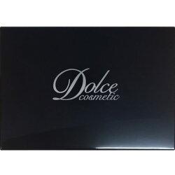 ドルチェコスメティック22色メイクパレット【ネコポス送料無料】アイシャドウパレットメイクアップパレットシェーディングハイライトメイクアップアイカラーチーク