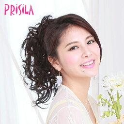 【店内P最大20倍】プリシラ シュシュ【スパイラルカール】VS-33耐熱