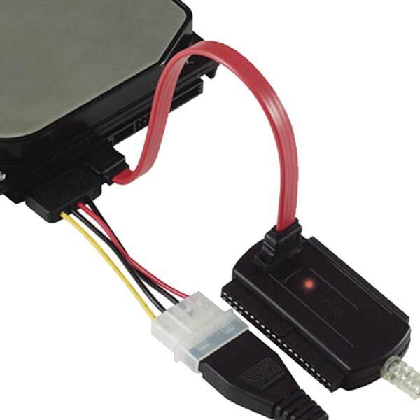 [送料無料]HDD救済/再活用の簡易版マルチツール3点セット シリアルATA(STAT) ATAPI(IDE) USB1.0/2.0 変換ケーブル R-DRIVER III[2.5インチ 3.5インチ ハードディスク 外付け 内蔵HDD IDE接続 SATA接続 自作パソコン PC保存データ移行 Windows Server XP Vista 7 8 10]