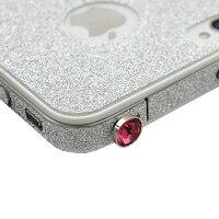 """【送料無料】スマホを輝かせる人気アクセサリー!3.5mmイヤホンジャック用スマートフォンピアス""""スマピ""""人気の厳選9カラーiphone5/iphone5S/iphone5C/iPhone4S/4,GALAXYS2LTE,Xperiaarc,acro,AQUOSPhone,ARROWSKISS,REGZAPhone"""
