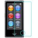 [送料無料]強化ガラスフィルム iPod nano 7G(第...