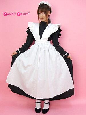 中世のメイド服をそのまま再現しました!【送料無料】史実に基づいて忠実にキャンフルが作って...