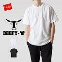 【メール便は1点まで】 Hanes ヘインズ ビーフィー Tシャツ BEEFY-T H5180