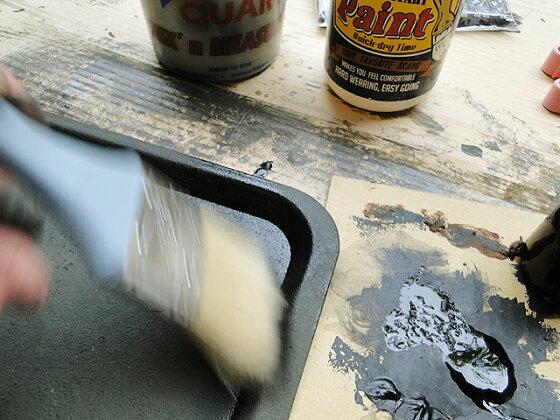 サビサビ塗装用のオリジナル塗料5色錆びカラーセットお試しサイズ(50ml)★アメリカ雑貨★アメリカン雑貨/DIY