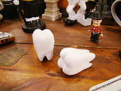 突拍子もないデザインはやっぱりアメリカ人ならでは!歯の消しゴム 2個入り ★アメリカ雑貨★...