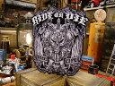 アメリカンバイカーズワッペン(Ride or Die Bik
