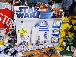 【全国送料無料】スターウォーズ R2-D2のインフレータブル・ラジコン ★アメリカ雑貨★アメリ…