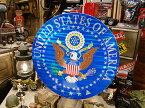 アメリカ合衆国大統領マークのプリズムステッカー(XLサイズ) ■ アメリカ雑貨 アメリカン雑貨
