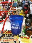 ロウズのガレージバケツ ■ アメリカ雑貨 アメリカン雑貨