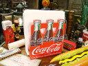 コカ・コーラブランド 6パックナプキンホルダー ■ コカコーラグッズ 雑貨 グッズ ブランド Coca-Cola アメリカ雑貨 アメリカン雑貨 アメリカ 雑貨 インテリア おしゃれ 人気