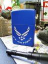 現在U.S.エアフォースで使われているNEWタイプのロゴ!U.S.エアーフォースのジッポーライター(...
