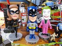 クラッシックTVシリーズバットマンのボビングヘッド(3体セット)★アメ雑★アメリカ雑貨★アメリカン雑貨