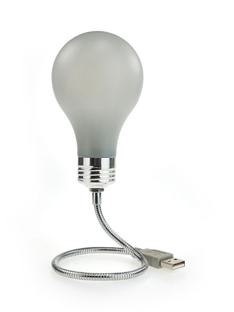 BrightIdea『USBライトバルブ』