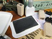 ステンシル スタンプ ステイズオンシリーズ ブラック プレート アメリカ アメリカン アルファベット